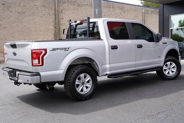 Used 2017 Ford F-150 XL for sale $34,992 at Gravity Autos Roswell in Roswell GA 30076 12