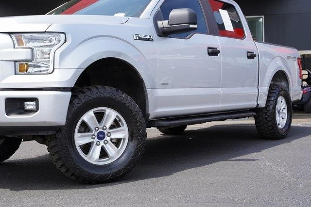 Used 2017 Ford F-150 XL for sale $34,992 at Gravity Autos Roswell in Roswell GA 30076 3