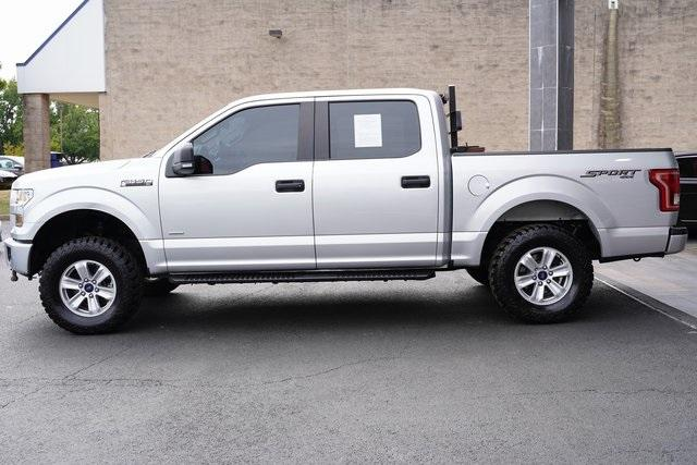 Used 2017 Ford F-150 XL for sale $34,992 at Gravity Autos Roswell in Roswell GA 30076 4
