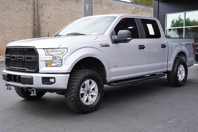 Used 2017 Ford F-150 XL for sale $34,992 at Gravity Autos Roswell in Roswell GA 30076 5