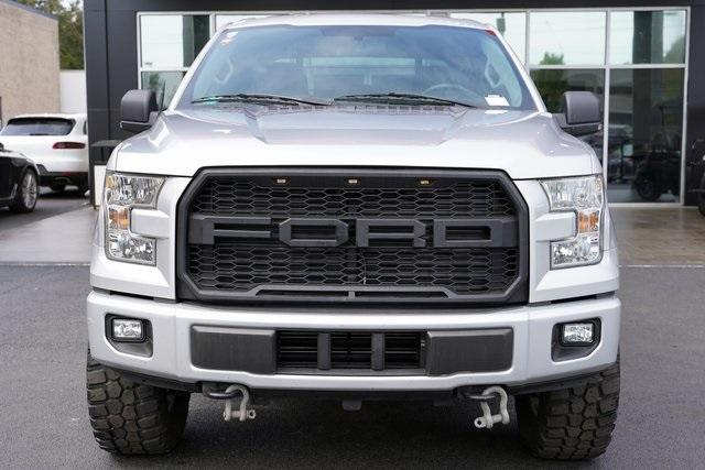 Used 2017 Ford F-150 XL for sale $34,992 at Gravity Autos Roswell in Roswell GA 30076 6
