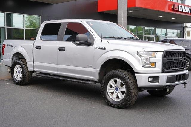 Used 2017 Ford F-150 XL for sale $34,992 at Gravity Autos Roswell in Roswell GA 30076 7