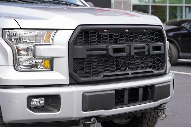 Used 2017 Ford F-150 XL for sale $34,992 at Gravity Autos Roswell in Roswell GA 30076 9
