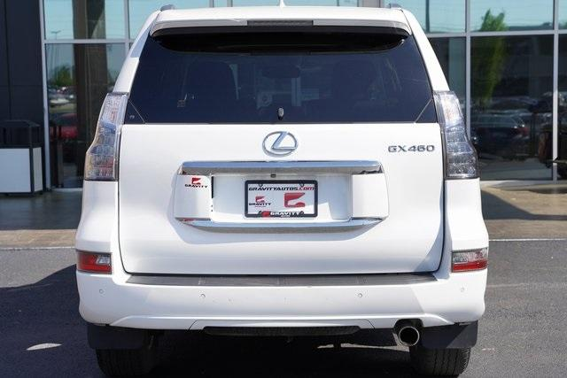 Used 2017 Lexus GX 460 for sale $39,998 at Gravity Autos Roswell in Roswell GA 30076 12