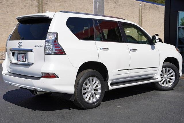 Used 2017 Lexus GX 460 for sale $39,998 at Gravity Autos Roswell in Roswell GA 30076 13
