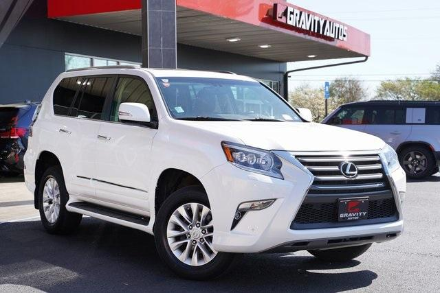 Used 2017 Lexus GX 460 for sale $39,998 at Gravity Autos Roswell in Roswell GA 30076 2