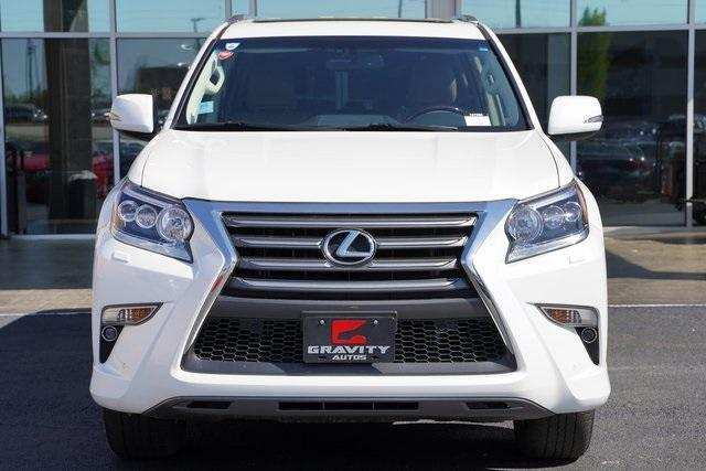 Used 2017 Lexus GX 460 for sale $39,998 at Gravity Autos Roswell in Roswell GA 30076 6