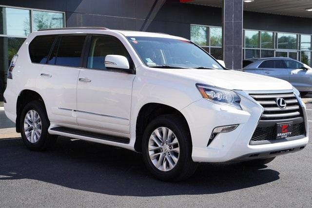 Used 2017 Lexus GX 460 for sale $39,998 at Gravity Autos Roswell in Roswell GA 30076 7