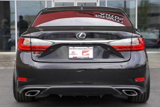 Used 2017 Lexus ES 350 for sale Sold at Gravity Autos Roswell in Roswell GA 30076 12