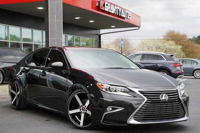 Used 2017 Lexus ES 350 for sale Sold at Gravity Autos Roswell in Roswell GA 30076 2