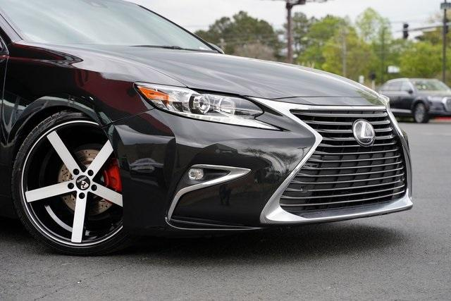 Used 2017 Lexus ES 350 for sale Sold at Gravity Autos Roswell in Roswell GA 30076 3