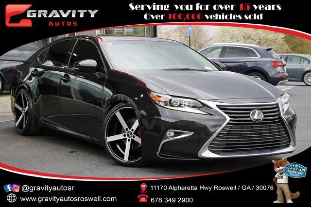 Used 2017 Lexus ES 350 for sale Sold at Gravity Autos Roswell in Roswell GA 30076 1