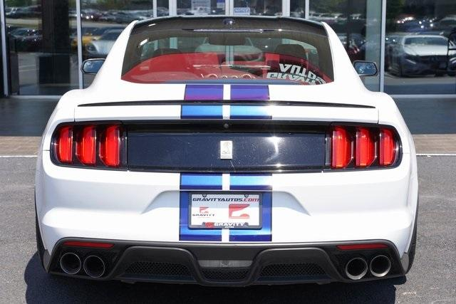 Used 2016 Ford Mustang Shelby GT350 for sale $54,998 at Gravity Autos Roswell in Roswell GA 30076 12