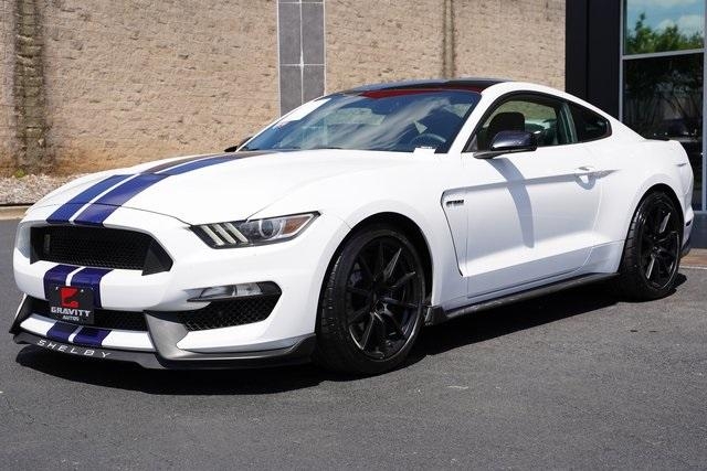 Used 2016 Ford Mustang Shelby GT350 for sale $54,998 at Gravity Autos Roswell in Roswell GA 30076 6