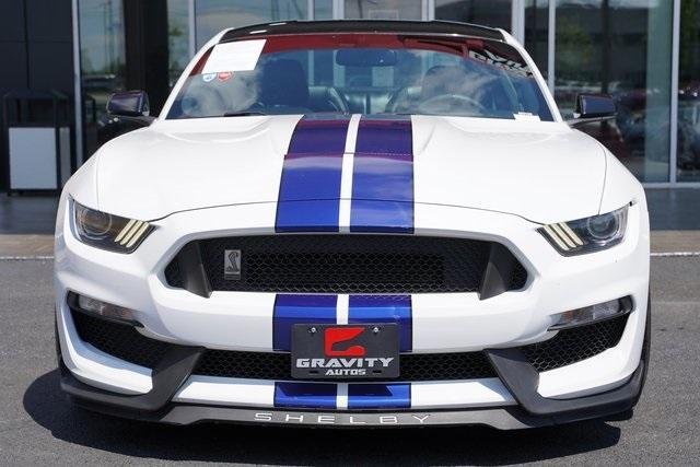 Used 2016 Ford Mustang Shelby GT350 for sale $54,998 at Gravity Autos Roswell in Roswell GA 30076 7