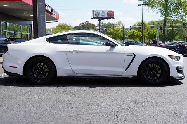 Used 2016 Ford Mustang Shelby GT350 for sale $54,998 at Gravity Autos Roswell in Roswell GA 30076 9