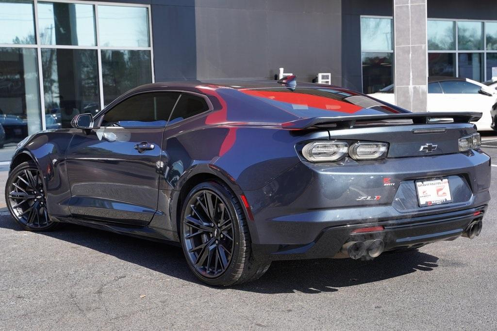 Used 2019 Chevrolet Camaro ZL1 for sale $62,992 at Gravity Autos Roswell in Roswell GA 30076 11