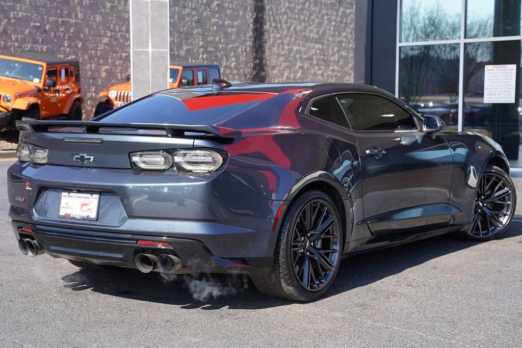 Used 2019 Chevrolet Camaro ZL1 for sale $62,992 at Gravity Autos Roswell in Roswell GA 30076 13