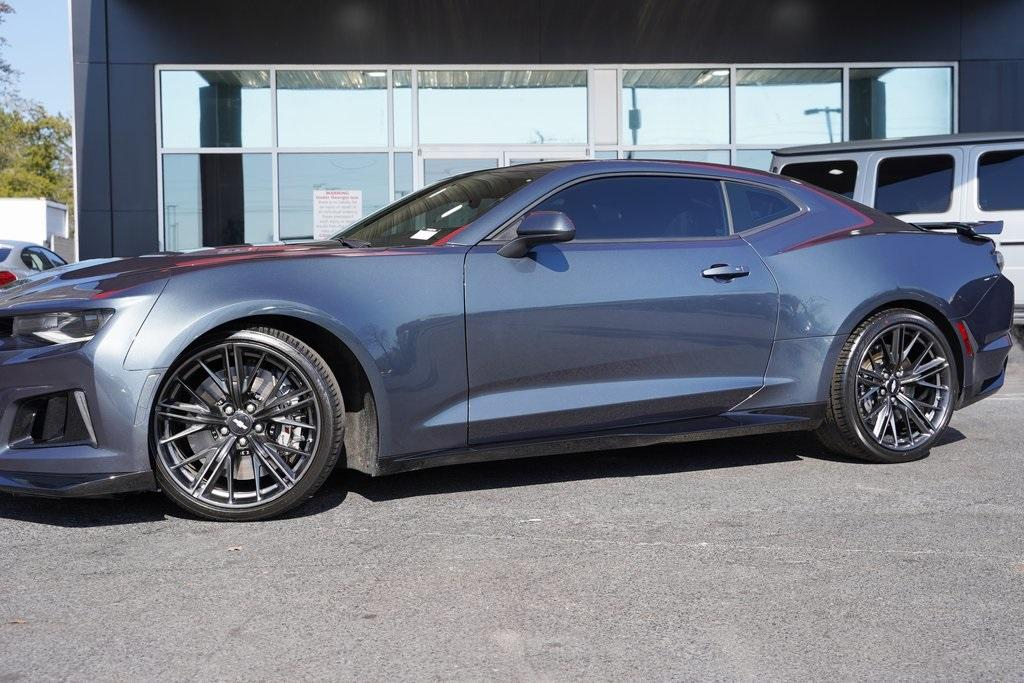 Used 2019 Chevrolet Camaro ZL1 for sale $62,992 at Gravity Autos Roswell in Roswell GA 30076 2