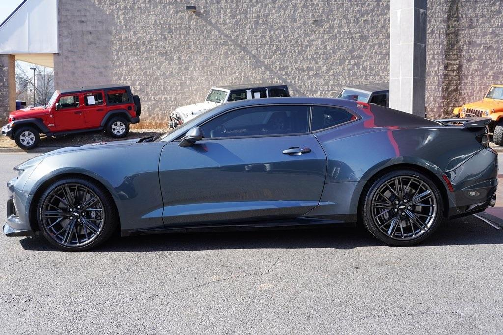 Used 2019 Chevrolet Camaro ZL1 for sale $62,992 at Gravity Autos Roswell in Roswell GA 30076 3