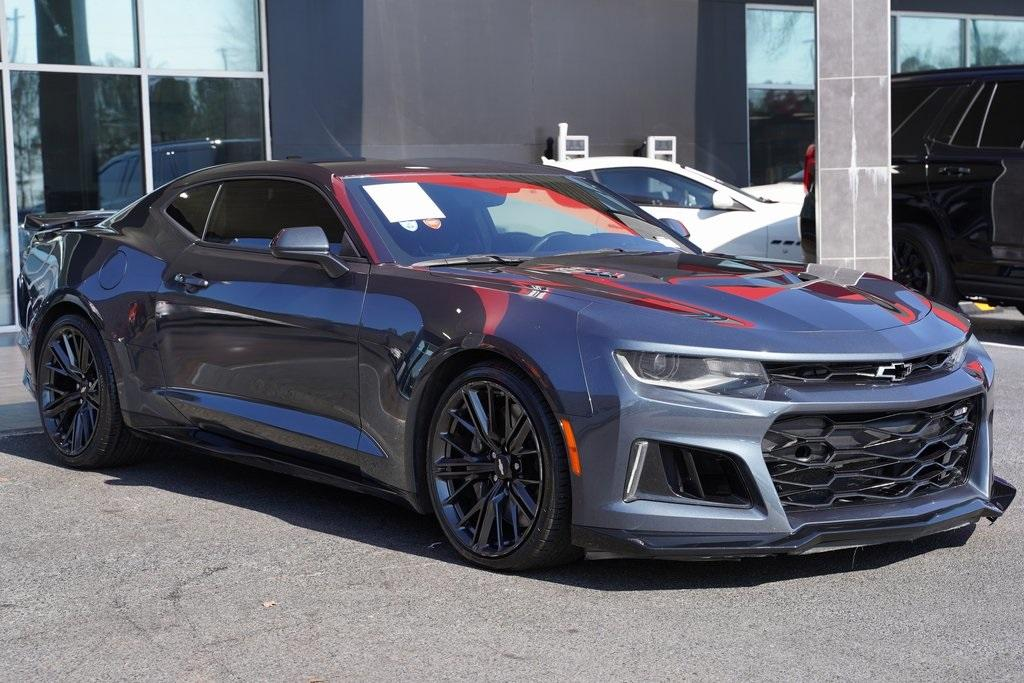 Used 2019 Chevrolet Camaro ZL1 for sale $62,992 at Gravity Autos Roswell in Roswell GA 30076 6