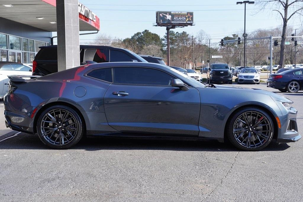 Used 2019 Chevrolet Camaro ZL1 for sale $62,992 at Gravity Autos Roswell in Roswell GA 30076 7