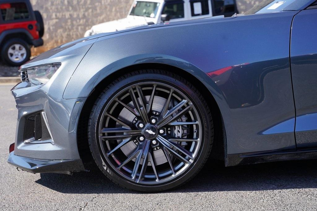 Used 2019 Chevrolet Camaro ZL1 for sale $62,992 at Gravity Autos Roswell in Roswell GA 30076 9