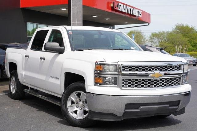Used 2014 Chevrolet Silverado 1500 LT for sale $29,396 at Gravity Autos Roswell in Roswell GA 30076 2