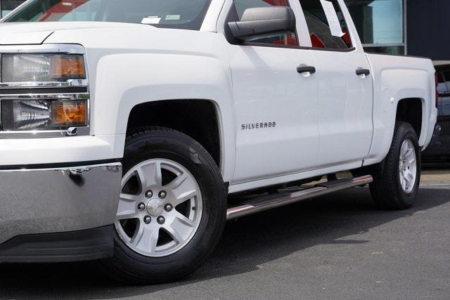 Used 2014 Chevrolet Silverado 1500 LT for sale $29,396 at Gravity Autos Roswell in Roswell GA 30076 3