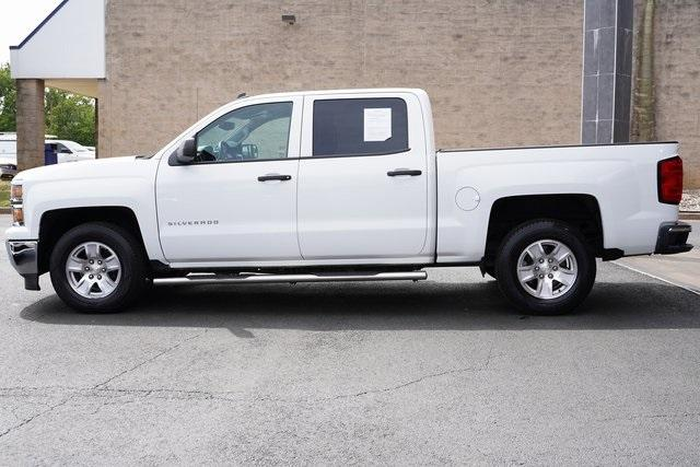 Used 2014 Chevrolet Silverado 1500 LT for sale $29,396 at Gravity Autos Roswell in Roswell GA 30076 4