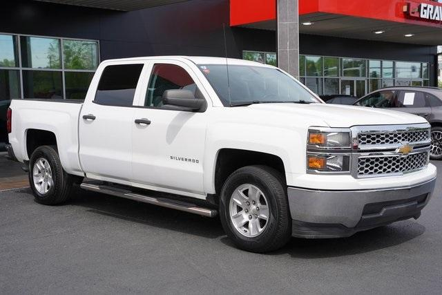 Used 2014 Chevrolet Silverado 1500 LT for sale $29,396 at Gravity Autos Roswell in Roswell GA 30076 7