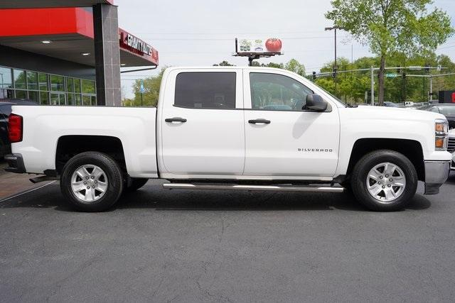 Used 2014 Chevrolet Silverado 1500 LT for sale $29,396 at Gravity Autos Roswell in Roswell GA 30076 8