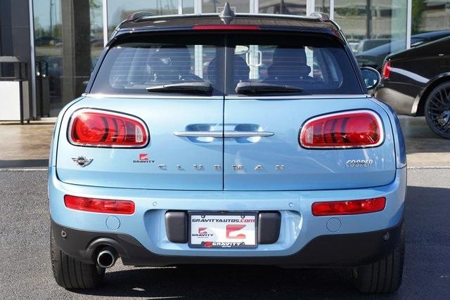 Used 2018 MINI Cooper Clubman for sale $22,998 at Gravity Autos Roswell in Roswell GA 30076 12