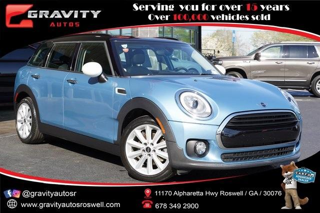Used 2018 MINI Cooper Clubman for sale $22,998 at Gravity Autos Roswell in Roswell GA 30076 1