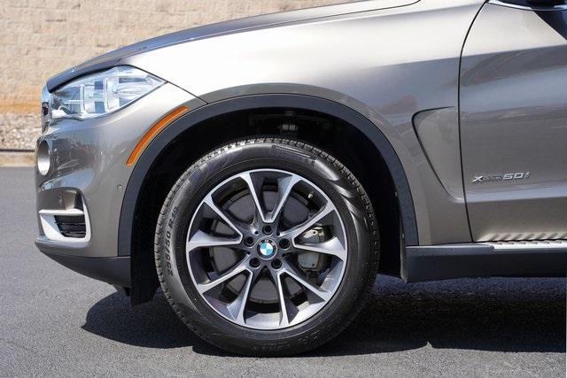 Used 2018 BMW X5 xDrive50i for sale Sold at Gravity Autos Roswell in Roswell GA 30076 10
