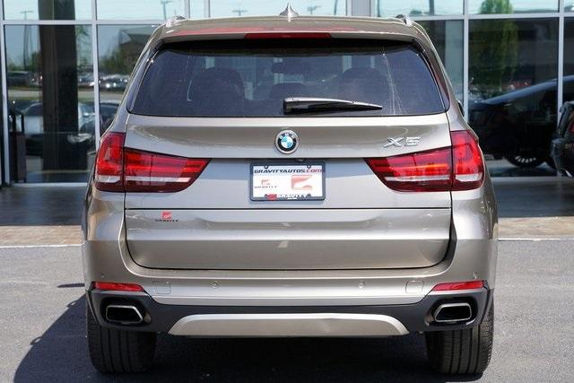 Used 2018 BMW X5 xDrive50i for sale Sold at Gravity Autos Roswell in Roswell GA 30076 12