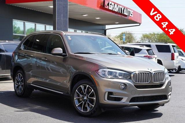 Used 2018 BMW X5 xDrive50i for sale Sold at Gravity Autos Roswell in Roswell GA 30076 2