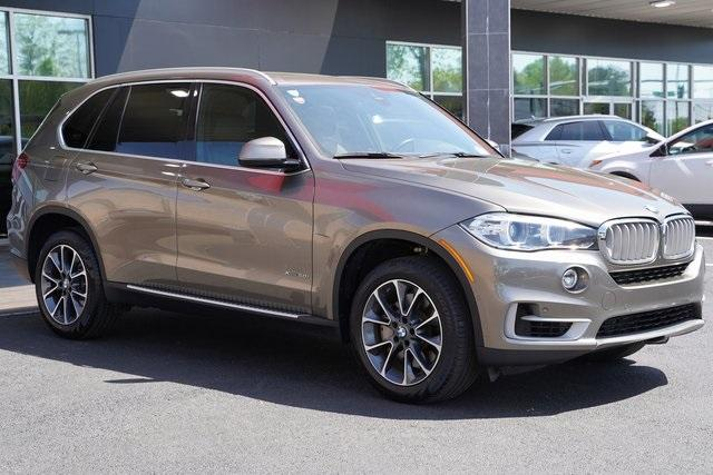 Used 2018 BMW X5 xDrive50i for sale Sold at Gravity Autos Roswell in Roswell GA 30076 7