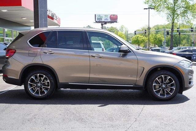 Used 2018 BMW X5 xDrive50i for sale Sold at Gravity Autos Roswell in Roswell GA 30076 8
