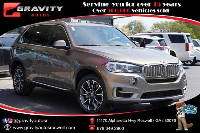 Used 2018 BMW X5 xDrive50i for sale Sold at Gravity Autos Roswell in Roswell GA 30076 1