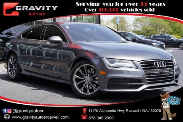 Used 2014 Audi A7 3.0 TDI Prestige for sale $30,996 at Gravity Autos Roswell in Roswell GA
