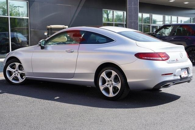 Used 2017 Mercedes-Benz C-Class C 300 for sale $31,996 at Gravity Autos Roswell in Roswell GA 30076 11