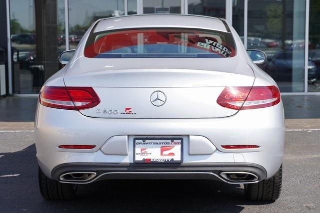 Used 2017 Mercedes-Benz C-Class C 300 for sale $31,996 at Gravity Autos Roswell in Roswell GA 30076 12