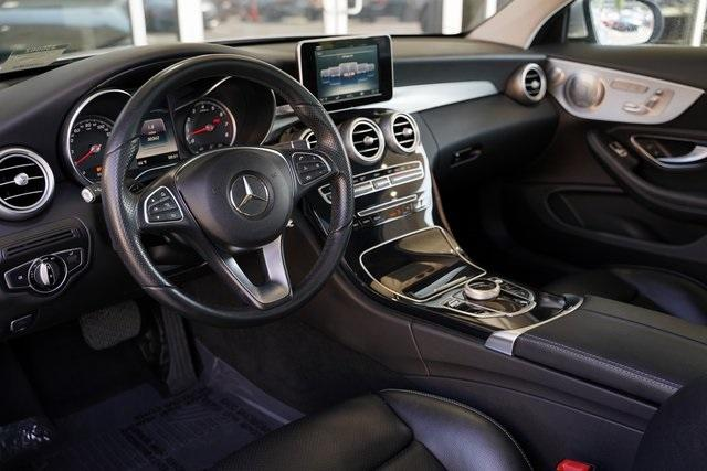 Used 2017 Mercedes-Benz C-Class C 300 for sale $31,996 at Gravity Autos Roswell in Roswell GA 30076 15