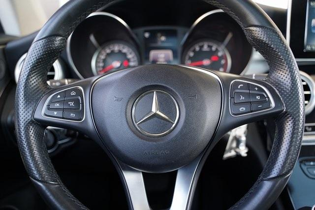 Used 2017 Mercedes-Benz C-Class C 300 for sale $31,996 at Gravity Autos Roswell in Roswell GA 30076 16