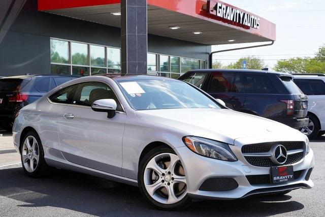 Used 2017 Mercedes-Benz C-Class C 300 for sale $31,996 at Gravity Autos Roswell in Roswell GA 30076 2