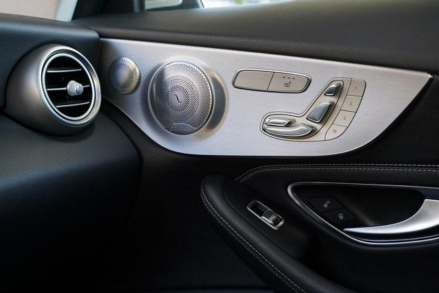 Used 2017 Mercedes-Benz C-Class C 300 for sale $31,996 at Gravity Autos Roswell in Roswell GA 30076 26