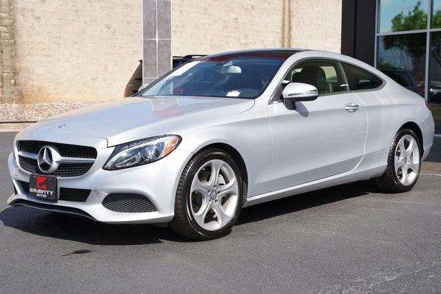 Used 2017 Mercedes-Benz C-Class C 300 for sale $31,996 at Gravity Autos Roswell in Roswell GA 30076 5