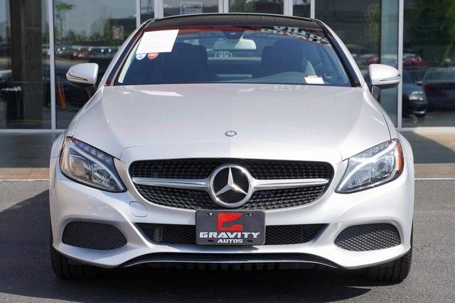 Used 2017 Mercedes-Benz C-Class C 300 for sale $31,996 at Gravity Autos Roswell in Roswell GA 30076 6