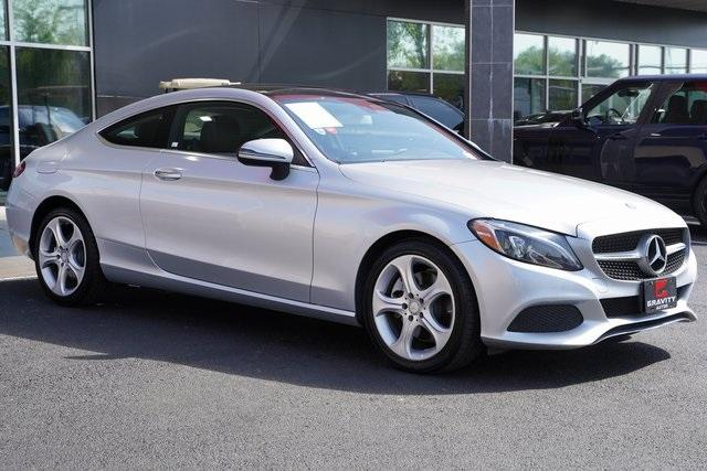 Used 2017 Mercedes-Benz C-Class C 300 for sale $31,996 at Gravity Autos Roswell in Roswell GA 30076 7